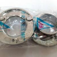 Harga braket pipa topi 1 1 4 merk lufkin ss stainlees steel | WIKIPRICE INDONESIA