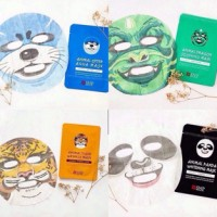 MASKER SNP ANIMAL MASK / MASKER WAJAH FACIAL / ANIMAL FACE MASk