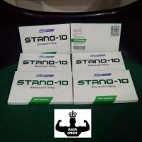Stano-10 / Stanozol / Stanozolol Meditech 10 mg x 100 Tabs