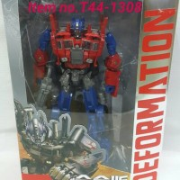 Transformers Deformation Optimus Prime KBB