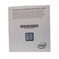 Stiker Intel Core i3 Skylake - New