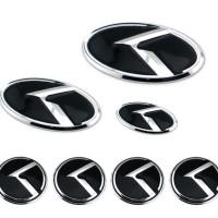 Emblem KIA Baru New model untuk All New Rio dan All New Picanto