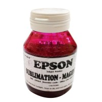 Tinta printer SUBLIM EPSON MAGENTA 100ML Korea Water & Uv Protection