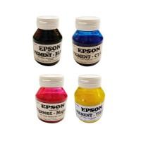 Tinta Printer Pigment/Semi Artpaper Korea Cmyk 100ml (4warna) Grade A