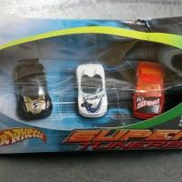 Hot Wheels Super Tunerz Box 3 Cars Sho-Stopper Mx48 Turbo Muscle Tone