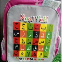 Tas Anak Muslim #Tas Moslem Kids #Tas Sekolah #Ransel