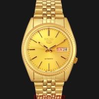 Jam tangan pria Seiko original 5 SNXJ94 ( edifice quicksilver ac )
