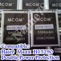 Baterai Haier Maxx H15290 Double Power Protection