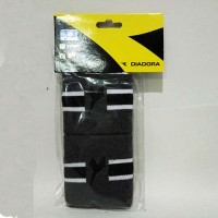 ORIGINAL Wristband Diadora Tennis Basketball Grey White Black Tenis