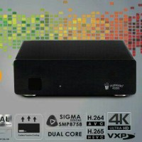 Popcorn Hour Media Player A500 with Internal Docking HDD