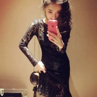 harga Mini Dress Pesta Full Lace Hitam, Putih Lengan Panjang Import Murah Tokopedia.com