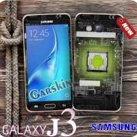 Premium Garskin samsung j3 custom & macam tipe hp lainnya