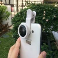 Superwide Lens Clip Lensa Super Wide Jepit 0.4x 0.4 Eagle Eye