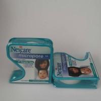 Micropore 1/2 inch 3M nexcare / plester kertas putih