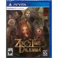 [Sony PS Vita] Zero Time Dilemma