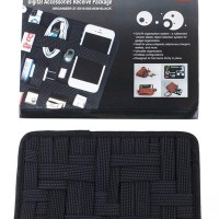 Best Item !! Gadget Organizer - Elastic Grid-It Organizer - Travel Bag