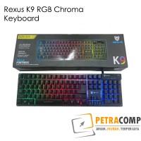 Jual Keyboard Rexus K9 RGB Chroma Murah