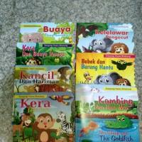 Buku Cerita Dongeng Dunia Binatang