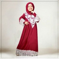 Aisyah Kid Red