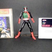 Kaset Super Nintendo / Snes Kamen Rider Ichigo Nigo Bonus CD PS1