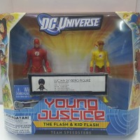 DC Universe Young Justice - The Flash & Kid Flash