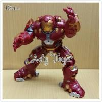 Marvel The Avengers 2 Age of Ultron Iron Man Hulk Buster 18cm