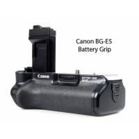 BATERAI GRIP CANON BG-E5