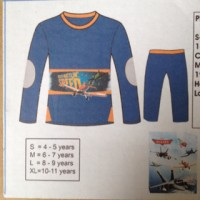 Disney sleepwear planes