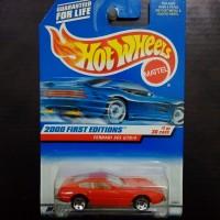 |1151| Ferrari 365 GTB/4 Hot Wheels