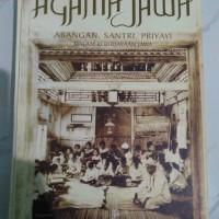 Agama Jawa; Abangan, Santri, Priyayi dalam Kebudayaan Jawa