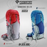 Tas Carrier Forester / Tas Naik Gunung / Bangkirai 60L / 90050