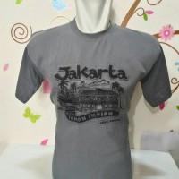 Kaos Jakarta Taman Impian Jaya Ancol