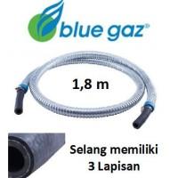 harga Selang Gas SPIRAL BLUE GAZ ORIGINAL Karet Regulator LPG Kompor SNI Tokopedia.com