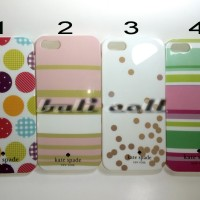 iphone 5 / 5s / SE - 5c softcase kate spade new york