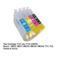 MCISS Epson ME32 1 Set (Tanpa Tinta)