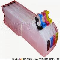 Cartridge Mciss Brother Mfc J2510, Mfc J3520, Mfc J3720 (Tanpa tinta)