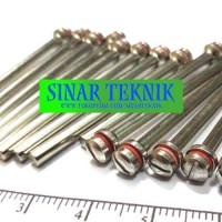Batang As Pemegang Mata Untuk Mini Rotary Tool TBA-01
