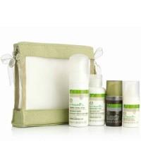 The Body Shop Bag Skin Nutriganics Pouch