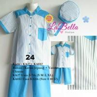 Baju Koko Anak LaBella Usia 8-12 Tahun (KA812-KJY-0624)