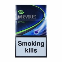 Rokok Mevius Option