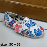 Sepatu TOMS Anak - Anak