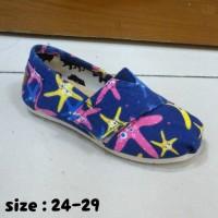 Sepatu Toms untuk Anak - Anak