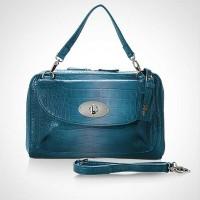 Orignal Fiorucci Handbag Turquoise   Harga Pasar Rp. 1.379.000