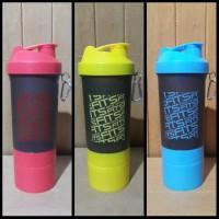 Shaker Fitness FITS Smartshake New Design 600ml (Malang)