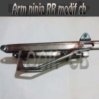 Swing Arm Ninja Rr Modif Cb Gl Max Pro Mega Pro Tiger