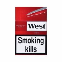 Rokok West Red