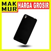 [BLACK] TPU Gel Case Cover for Infinix Zero 2 X509