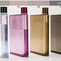 MemoBottle A5 Letter 420ml / Botol Air Minum Isi Ulang