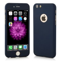 Iphone 5 / 5s 360 full protection neo hybrid case + Tempered glass
