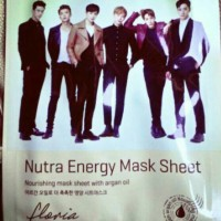 TONY MOLY Nutra Energy Mask Sheet Floria